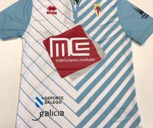 Mc Interiorismo Modular como patrocinador oficial del SD Compostela