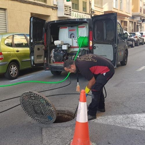 Desatasco Alicante