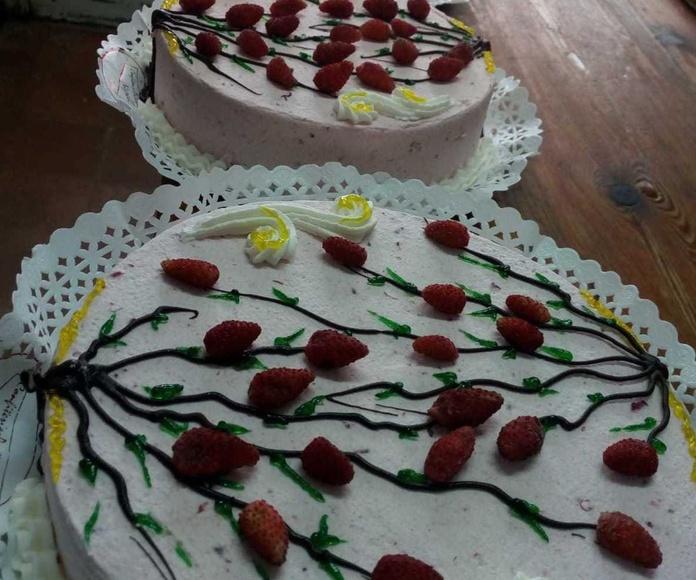 Tartas Personalizadas en Pastissería Negrell