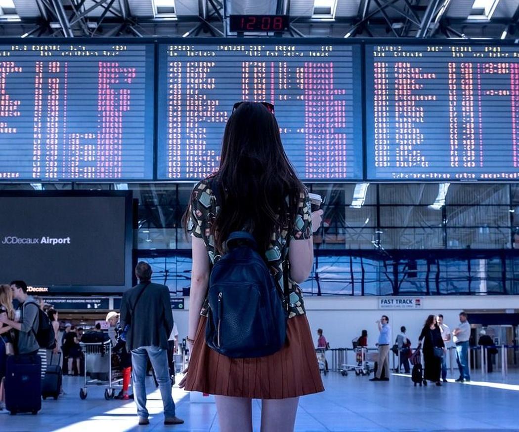 Consejos para evitar el estrés en tus desplazamientos aéreos