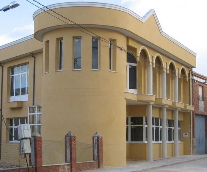 proyectos de viviendas Zamora