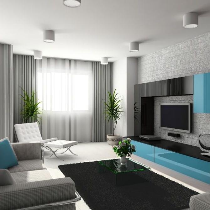 Qué cortinas utilizar para cada estancia de tu hogar