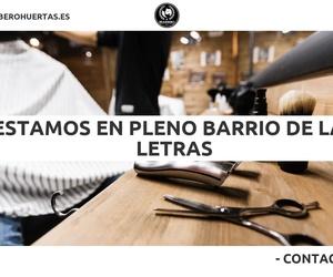Barbería clásica en Madrid Centro: Bearbero Huertas
