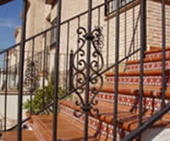 Puertas de portal: Catálogo de Grúas J.Rubio