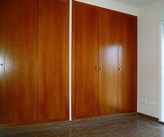 frentes de armarios oviedo
