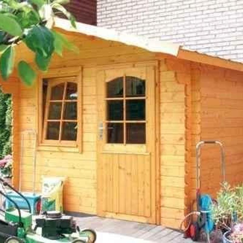 Casetas de madera: Productos de Bricolatge Martí