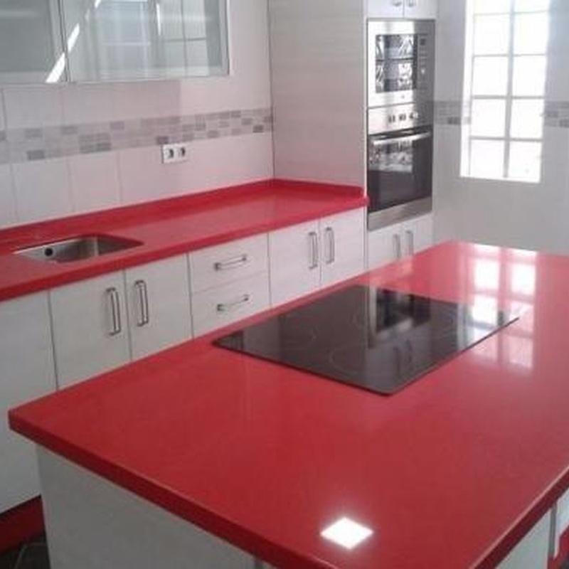 Muebles a medida: Productos y servicios de Cocinas Houston