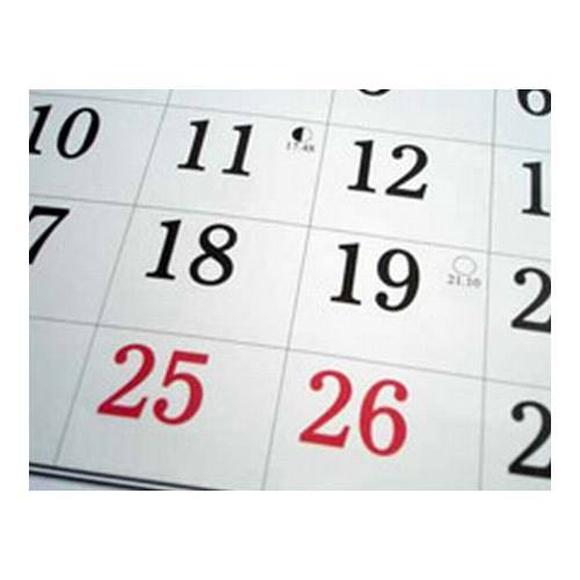 Calendarios: Productos y Servicios de Photoinstant