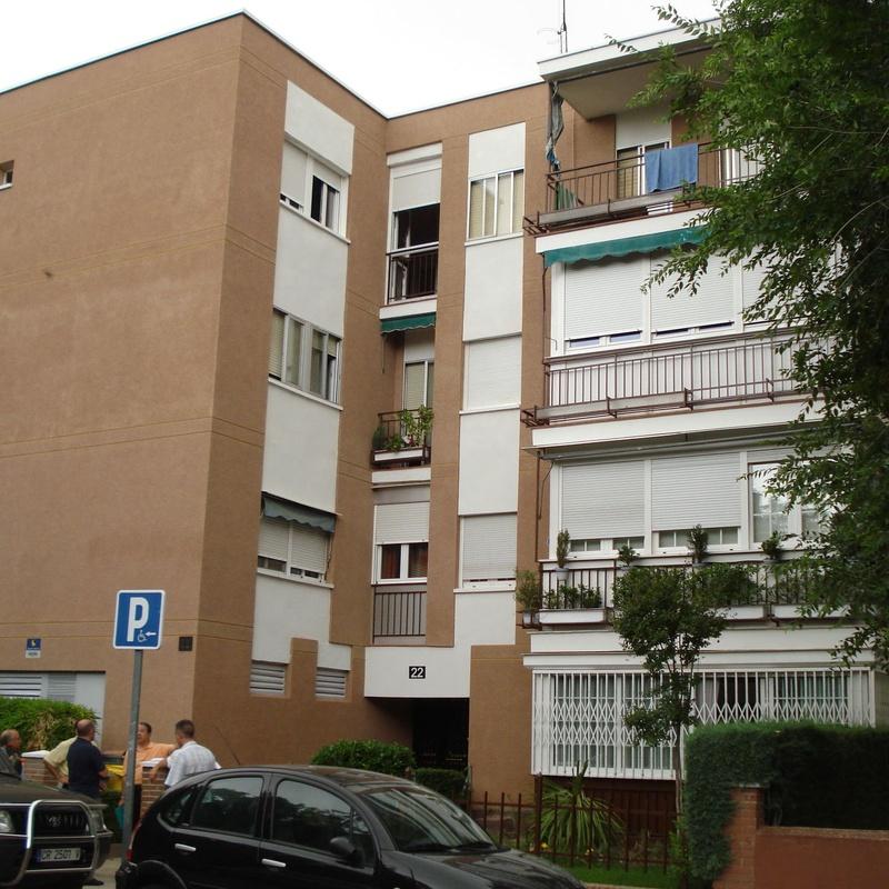 C/ Balandro, 22. Madrid. Estado reformado