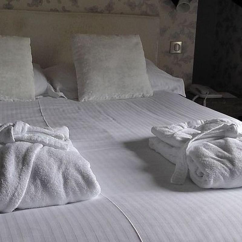 Hoteles: Productos y servicios de Aratz