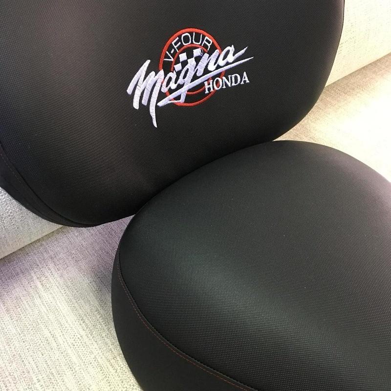 Tapizado de asientos de motos: Productos de Córdoba Tapizados