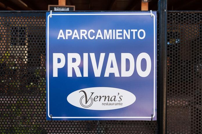 restaurante en Tenerife con aparcamiento privado