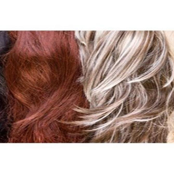 Las extensiones de pelo natural pueden no favorecer a todo el mundo