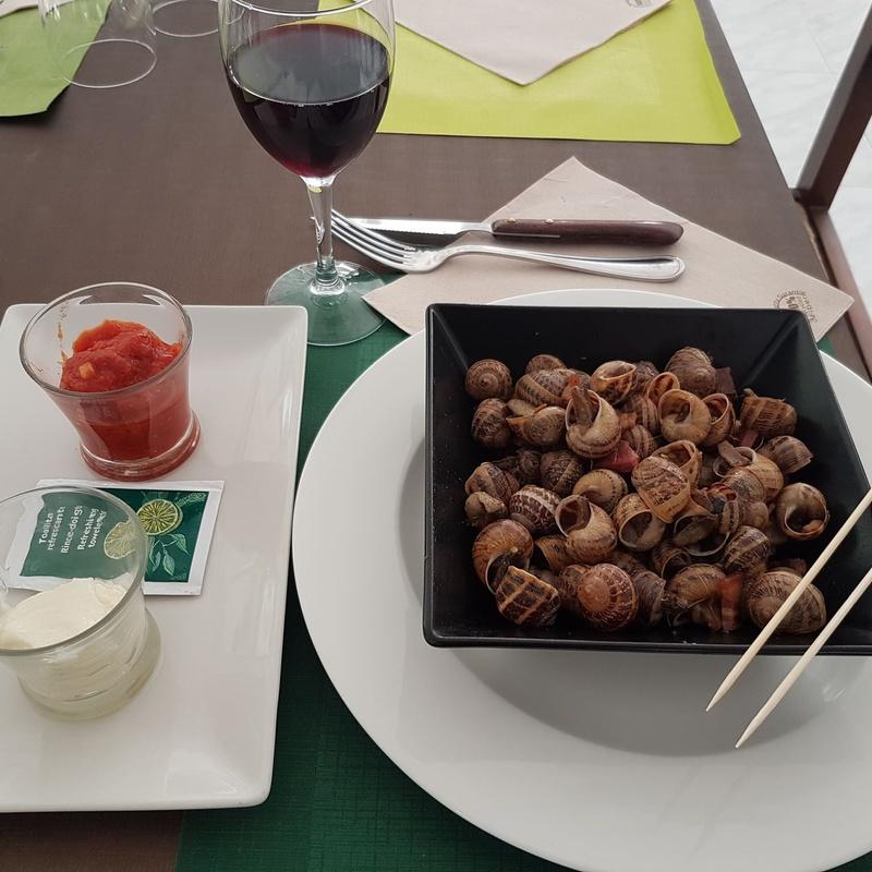Entrantes: Nuestra carta de Restaurant Miralles