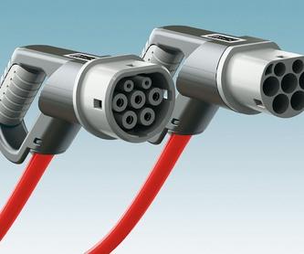 Sistema enchufable AC modelo 2