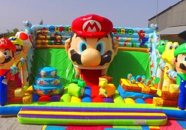 Mario Bros 12x10