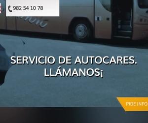 Alquiler de autocares en Lugo