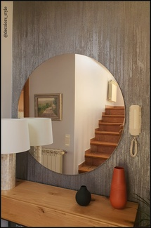Recibidor Efecto Zen - Diseño de interiores