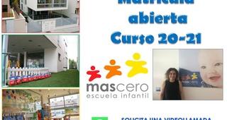 Matricula abierta curso 2020 - 2021