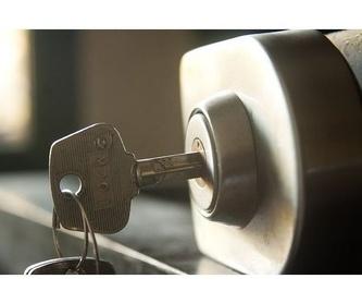Cerraduras: Servicios de Rufu Cerrajeros