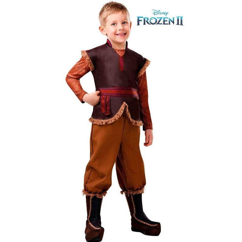 Disfraz Kristoff Frozen 2 deluxe infantil