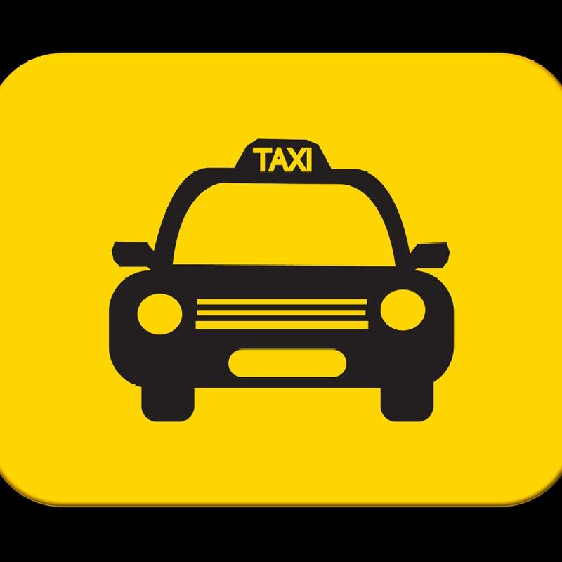 taxi 5 lugares.