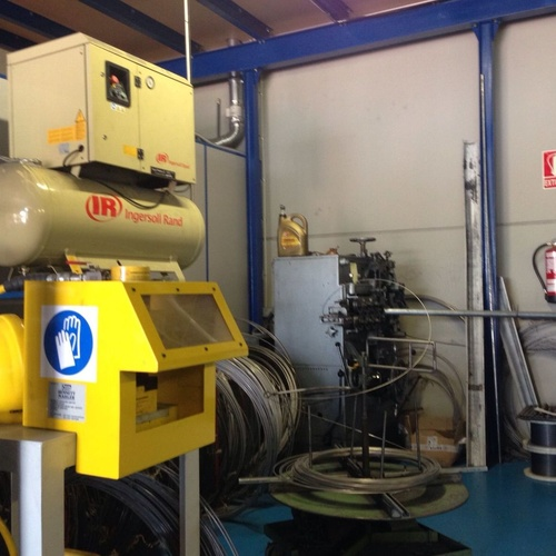 Servicio urgente de fabricación de muelles y resortes en acero