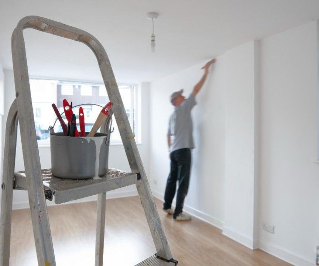 5 motivos para contratar un pintor profesional