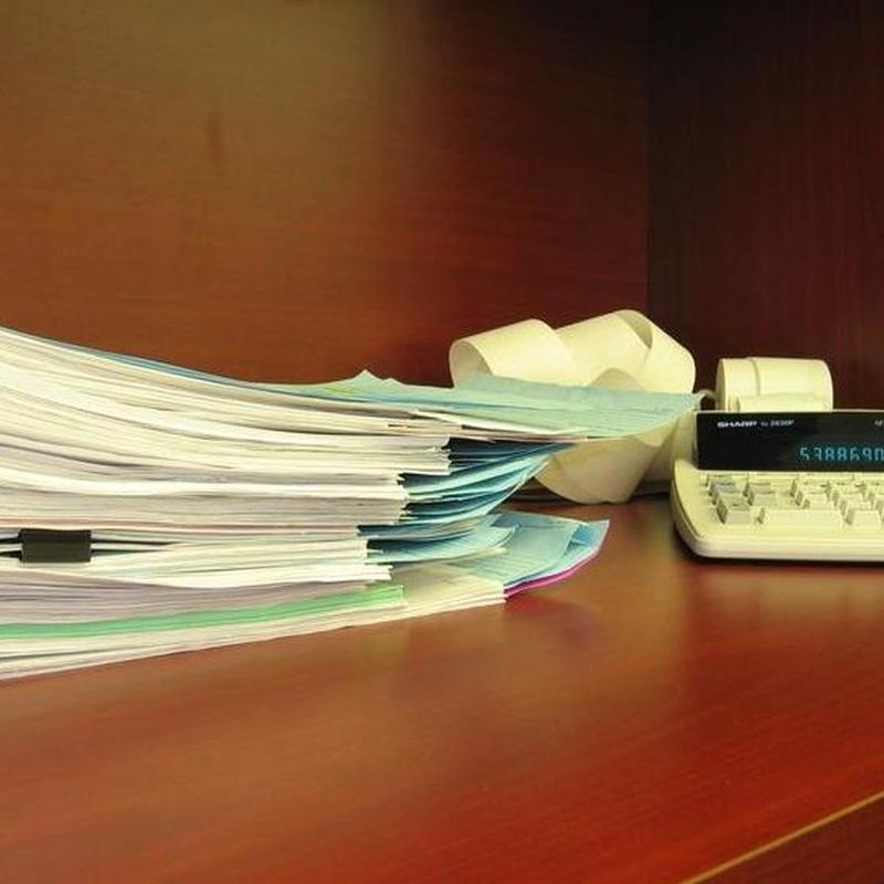 Administración y contabilidad: Servicios de Administración de Fincas Carlos Arévalo