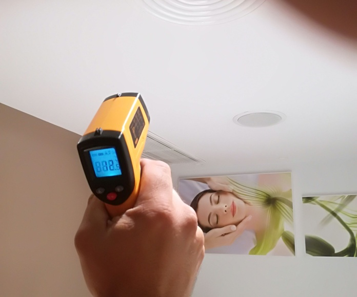 Ventilación y extracción de humos: Servicios de Instalaciones Jarama