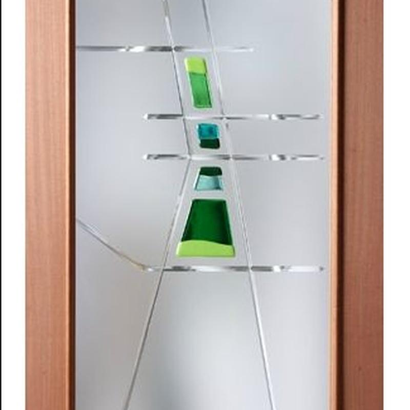 Vidrieras 1: Catálogo de Cristalería Múgica
