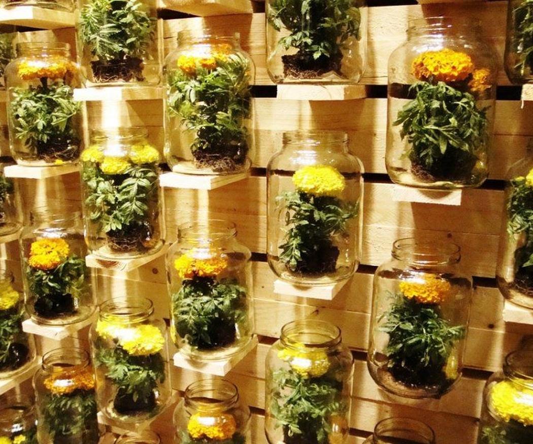 Decorar tu local comercial con flores