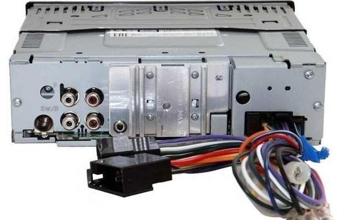 Conexiones Autoradio ALPINE CDE190R