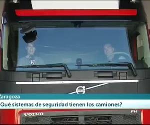 Seguridad en el camión