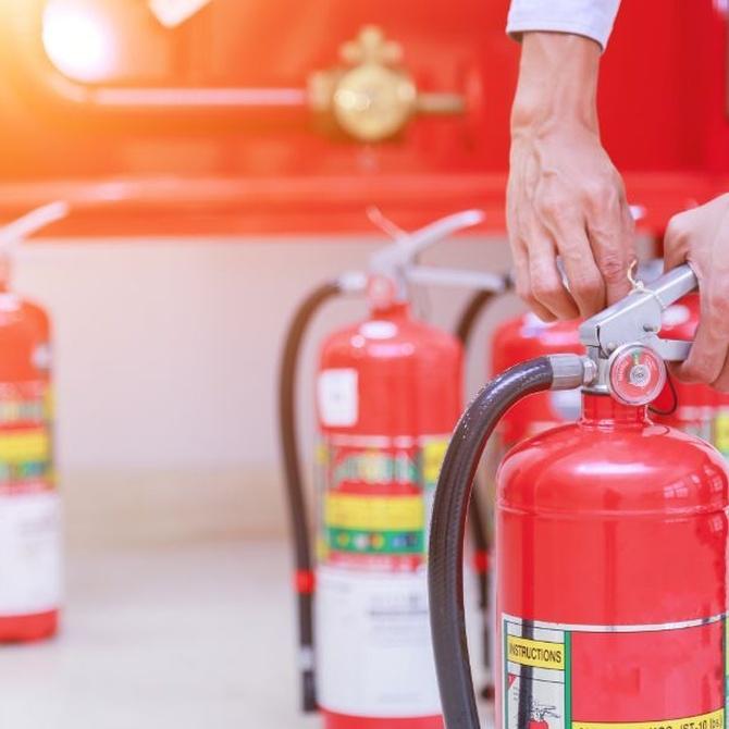 El retimbrado de los extintores