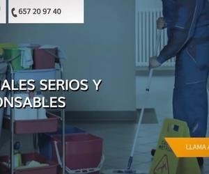 Limpieza de oficinas en Sevilla | LDC Limpiezas de Celis