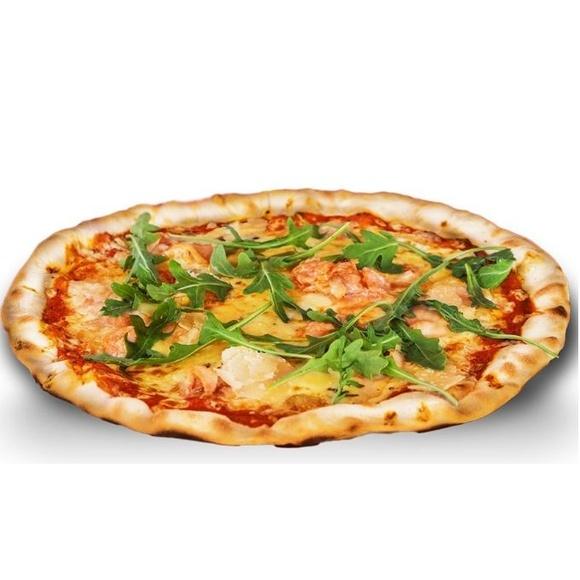 Salmoncina: Carta de Pizzería Da Sebas