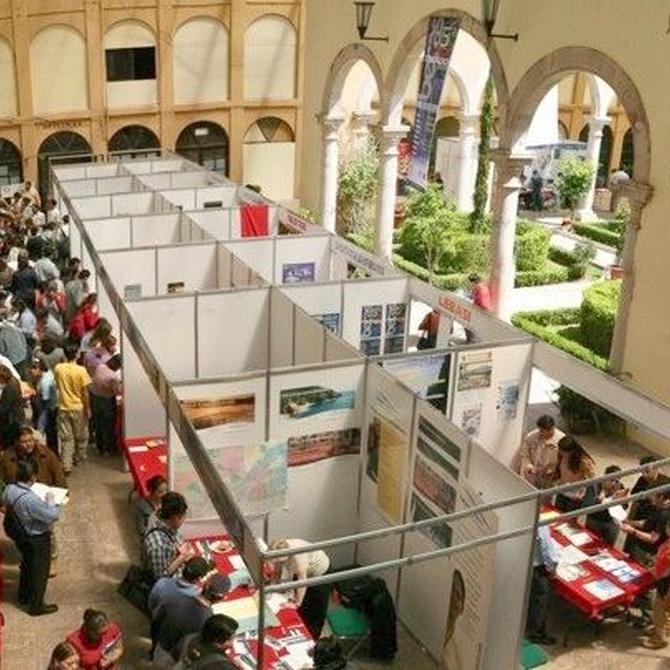 Participa con éxito en ferias y exposiciones