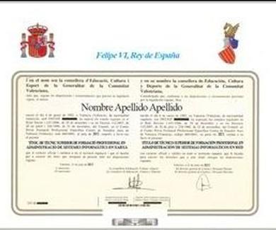 CURSO DE LA ESO CON EXAMEN OFICIAL