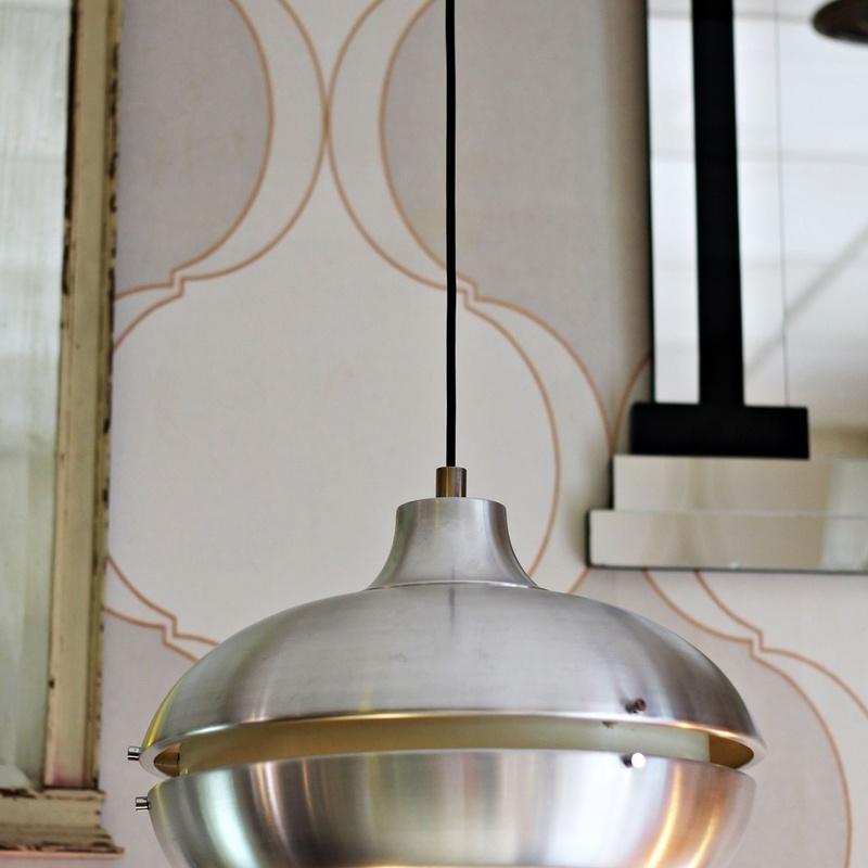 Lámpara space age restaurada   REF: LAM367:  de Ruzafa Vintage