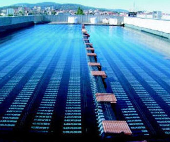 Impermeabilización de cubiertas Vigo