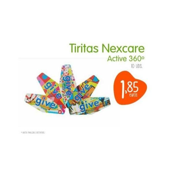 Tiritas Nexcare: TIENDA ON LINE de Farmacia Trébol Guadalajara