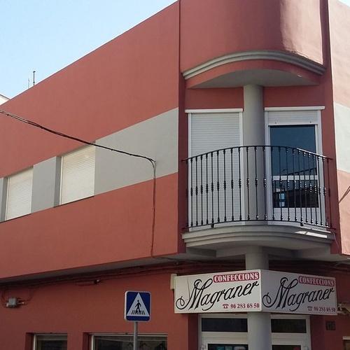 Impermeabilización de fachadas en Tavernes de la Valldigna