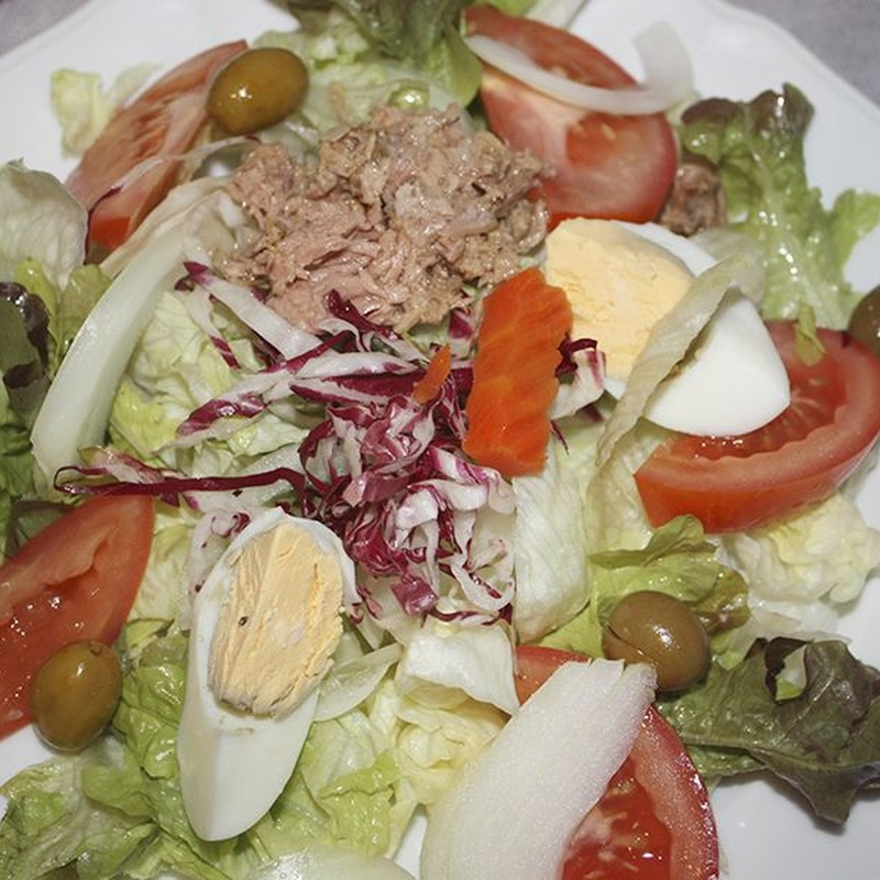 Especialidades: Carta de Restaurante Arànega