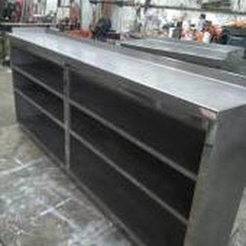 mueble sotabanco estanteria