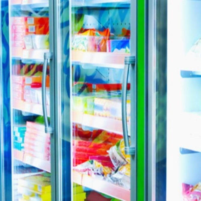 Tipos de cámaras de refrigeración de alimentos