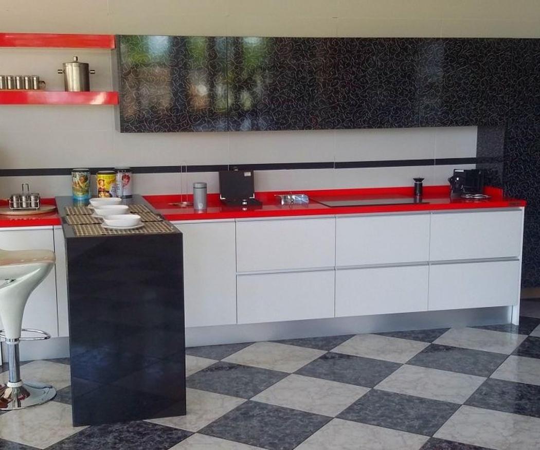 Las cocinas más modernas en Granada