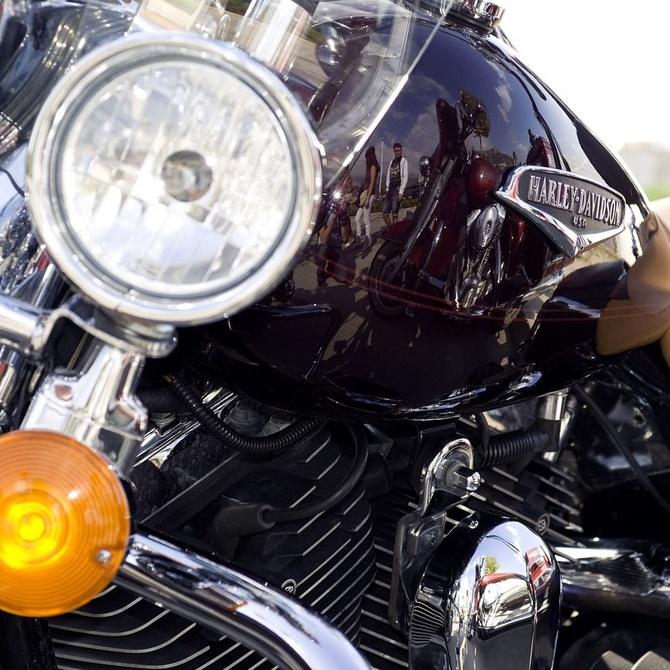 Cuidados de las Harley-Davidson en invierno