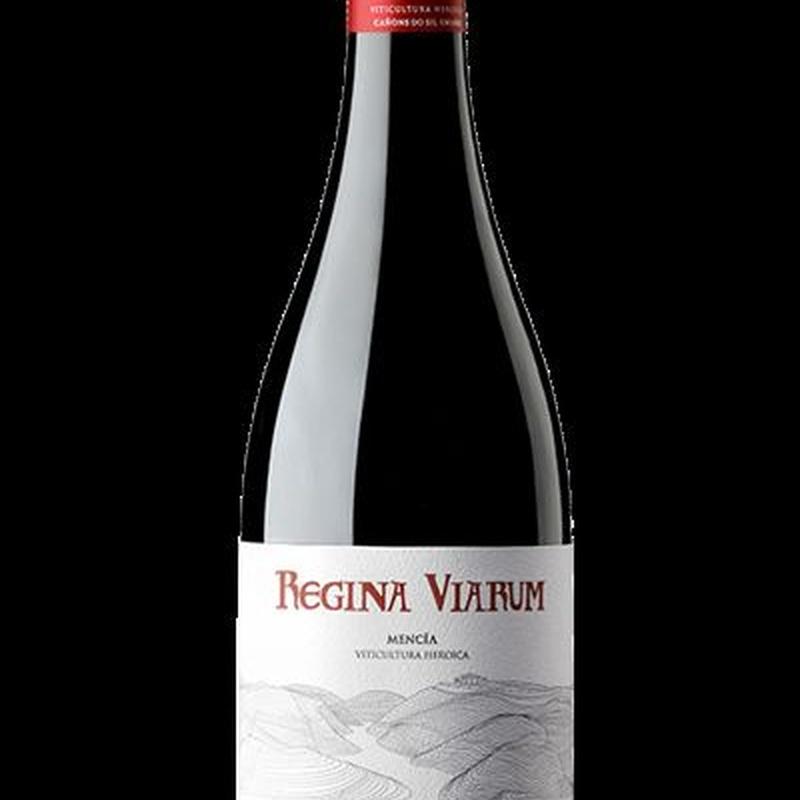 Tinto Regina Viarum Mencía: Nuestra Carta de Restaurante Coto do Rano