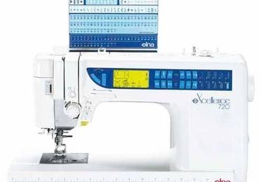 Máquina de coser Elna 720 Excellence